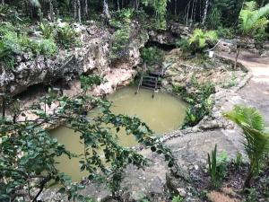 cavelands cenote