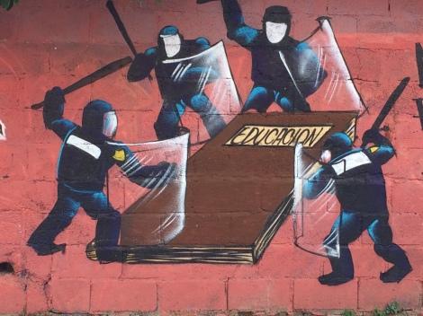 education grafitti