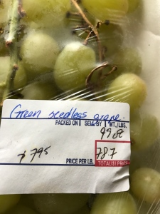 expensive grapes
