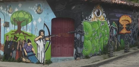 san cris graffiti