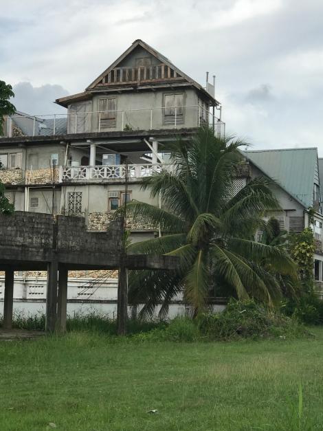 belize house