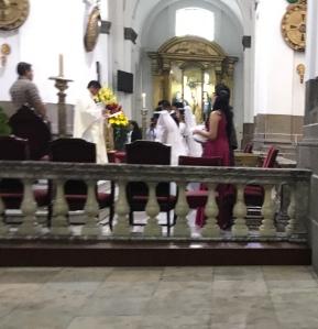 national cath group wedding