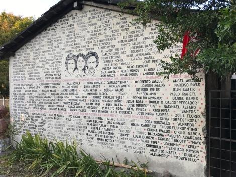 cinquera memory wall