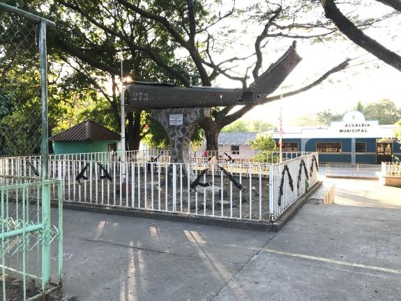 cinquera town park