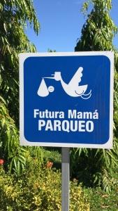 future mama parking