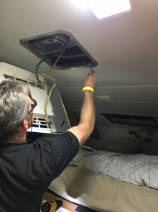 camper repair work