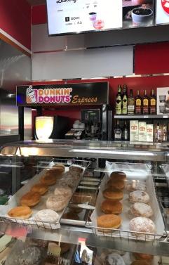 ?dunkin donuts