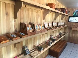 cigar store