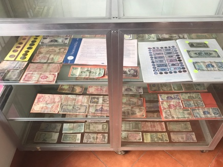 esteli museum money
