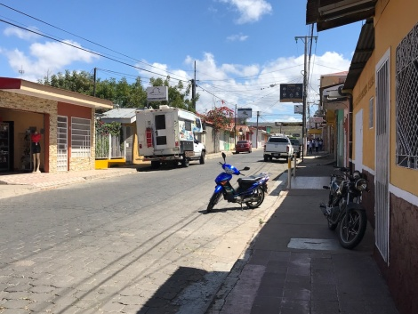 esteli street camp