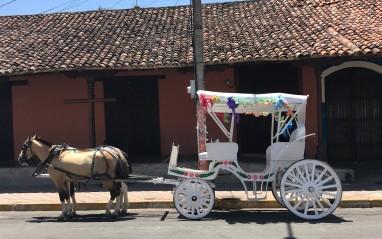 granada horse cart