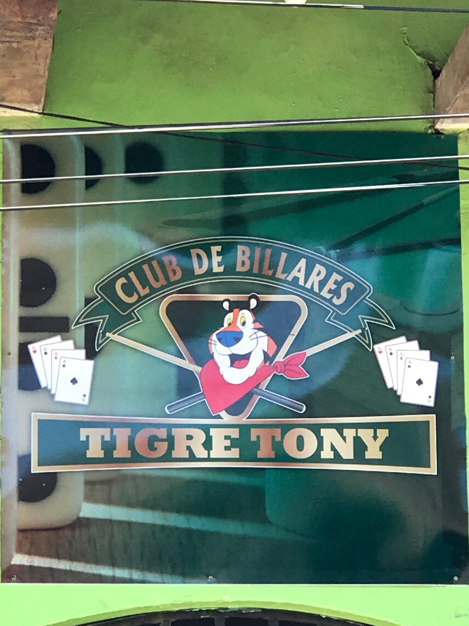 granada tony tigre