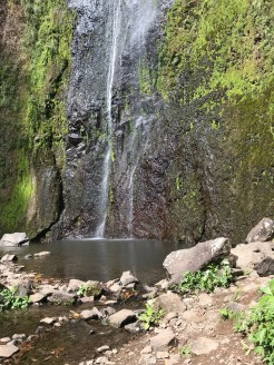 ometepe waterfall hike