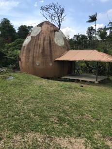 rio celeste egg house