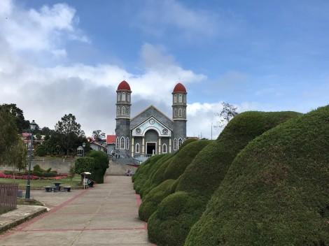 zarcero church