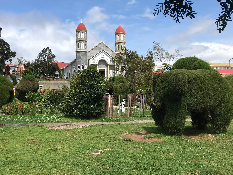 zarcero gardens