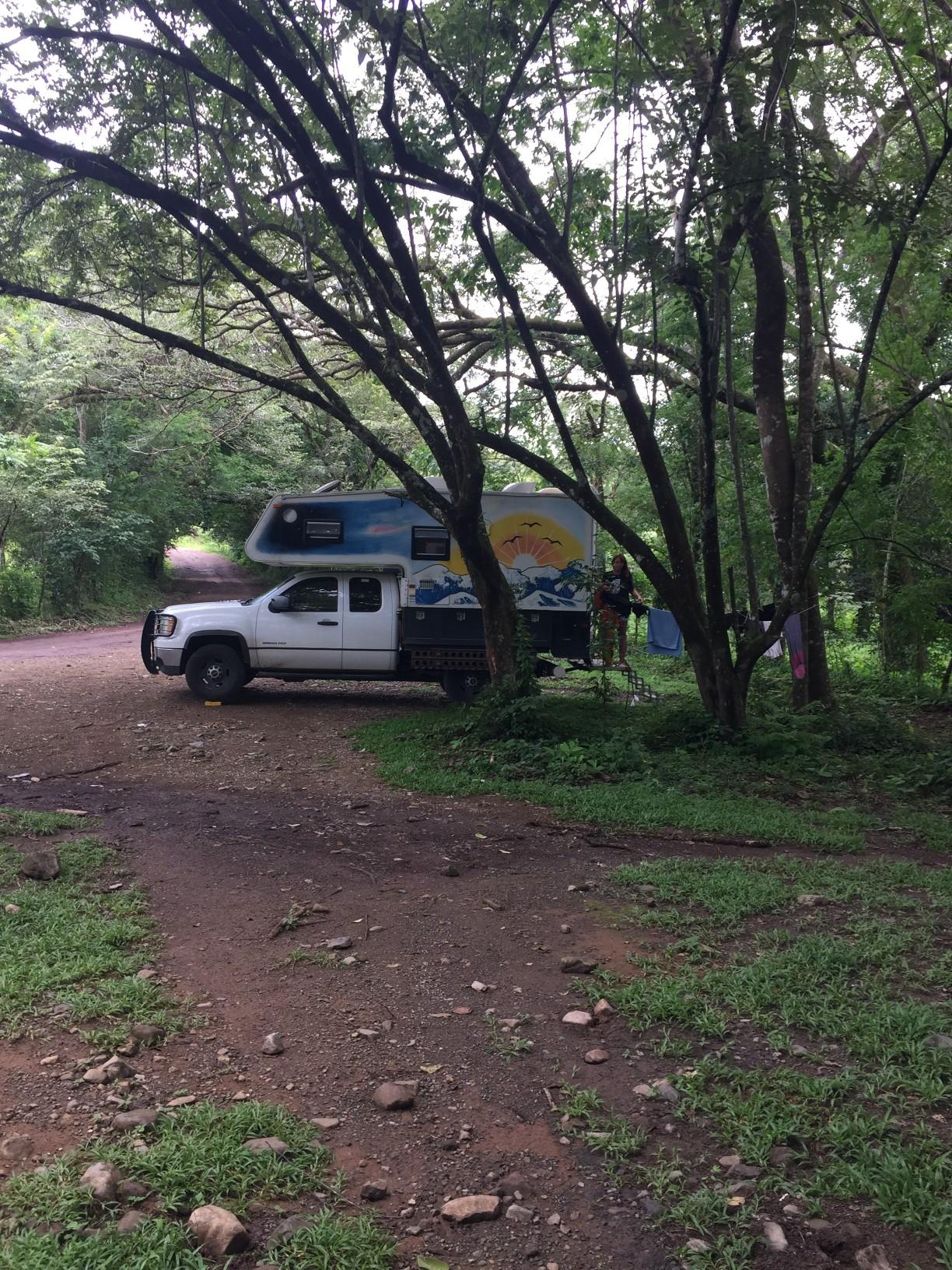 riverside camp