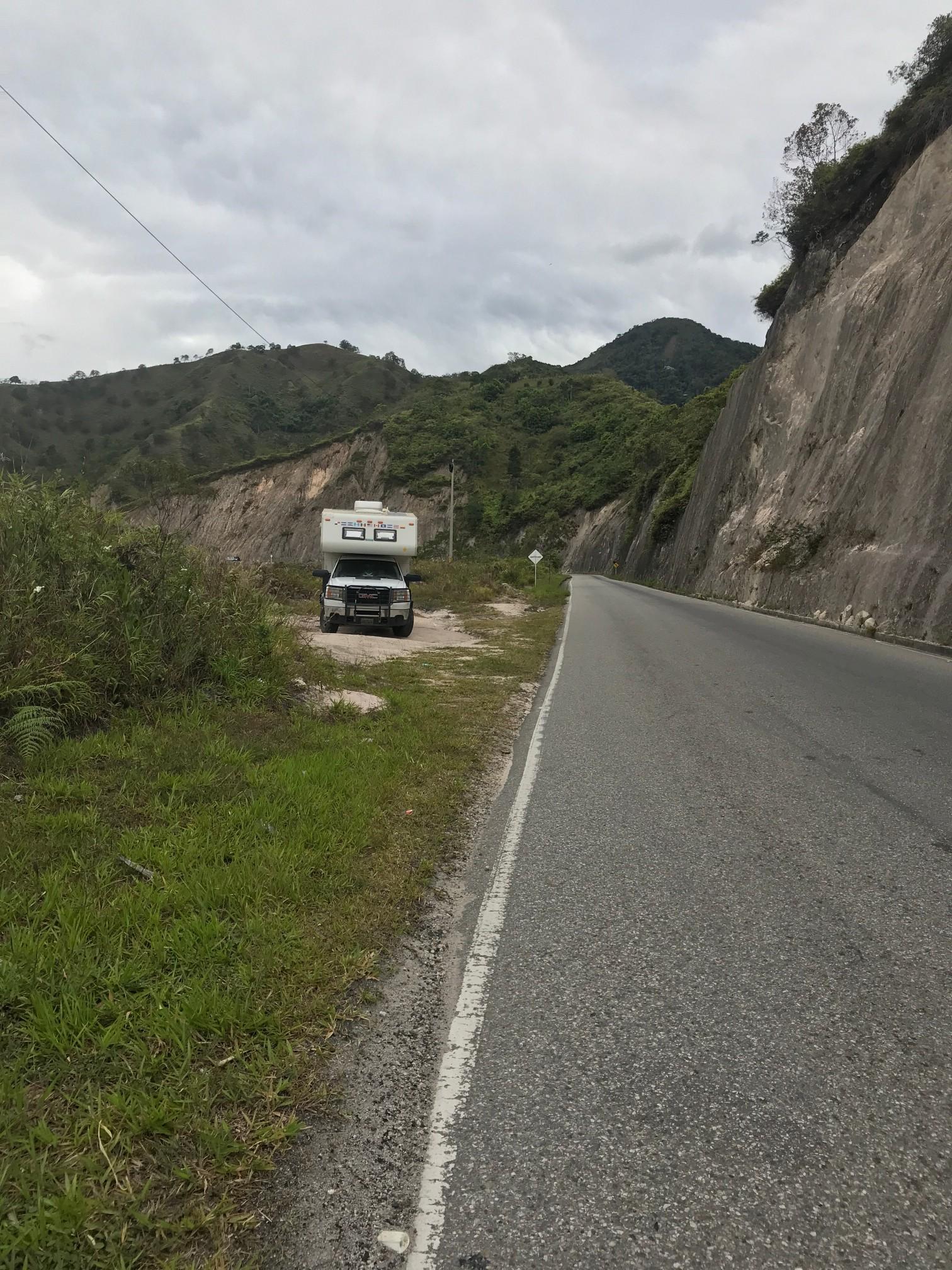 roadside stop