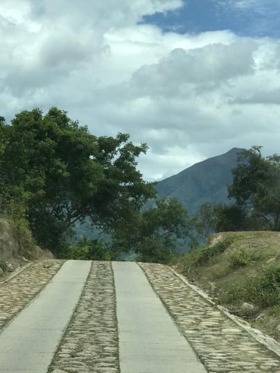 village roadway