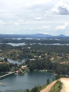 el penol lake views