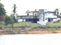 escobars house