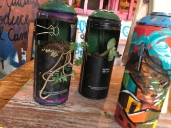 graffiti recycled