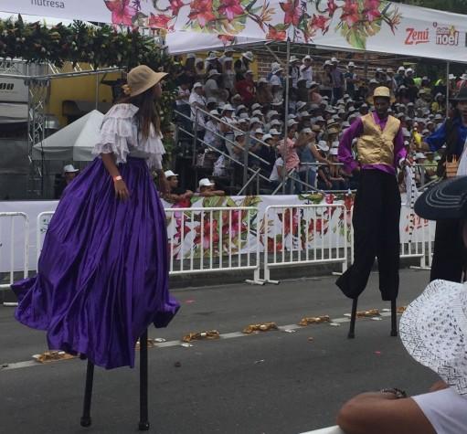 parade comedy