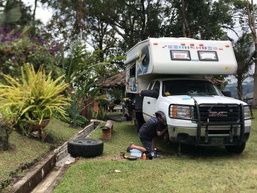 campground brake check