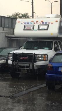 mechanic parking