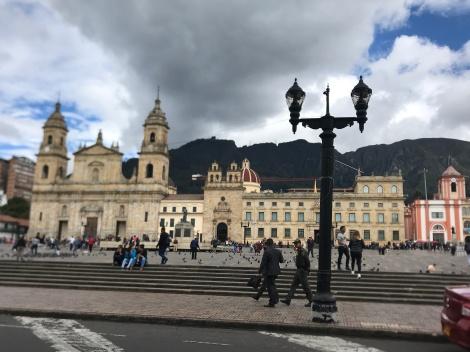 old plaza bolivar.JPG