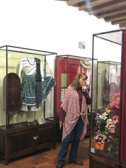 old textile and clothing museum