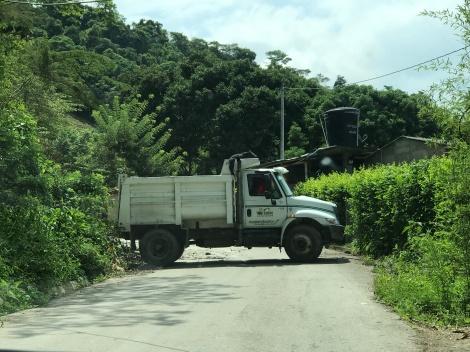 dump trucktraffic jam2.JPG