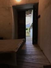 tenza house doorway