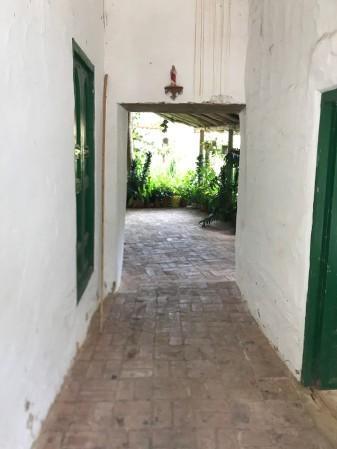 tenza house hallway