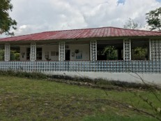 the farm exterior