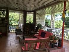 the farm patio