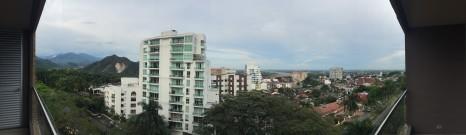 villavincencio city panorama