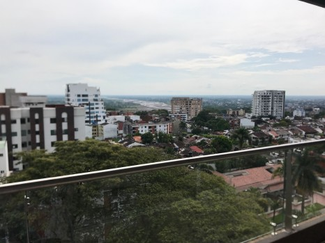 villivicencio city skyline